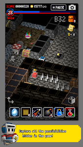 Dungeon of Gravestone 2.5.8 screenshot 12
