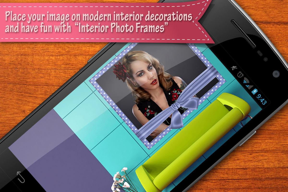 Interior Photo Frames 1.12 APK Download - Android Photography Apps