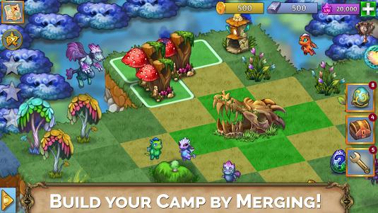 Merge Dragons 1.2.2 screenshot 13