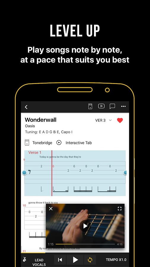 Ultimate Guitar Chords Tabs Apk Download Android Music Audio Apps