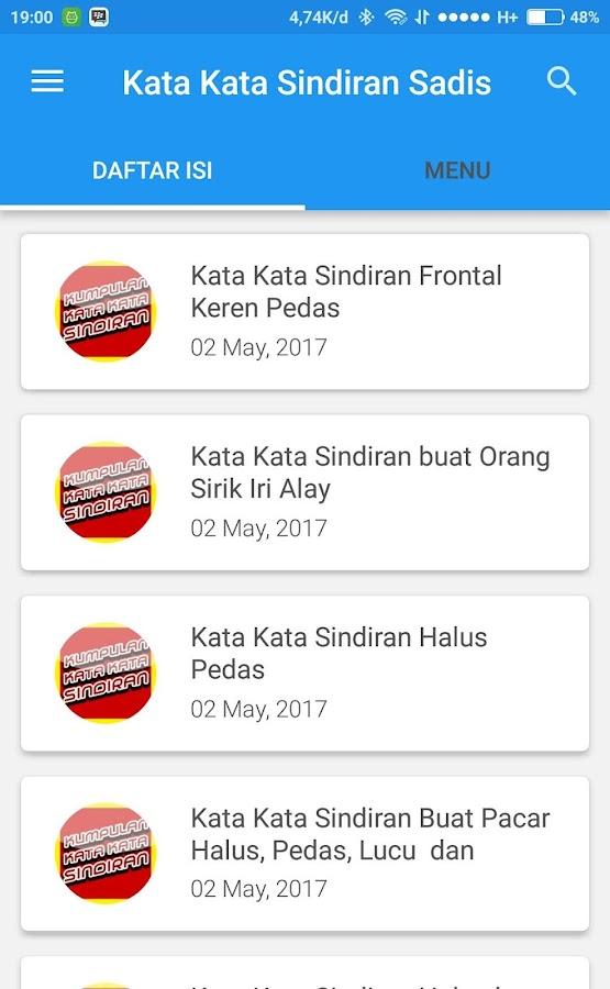 Kata Kata Sindiran Sadis 243 Apk Download Android книги