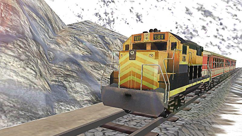 Train Driving Games 3D 1 0 APK Download - Android Simulation