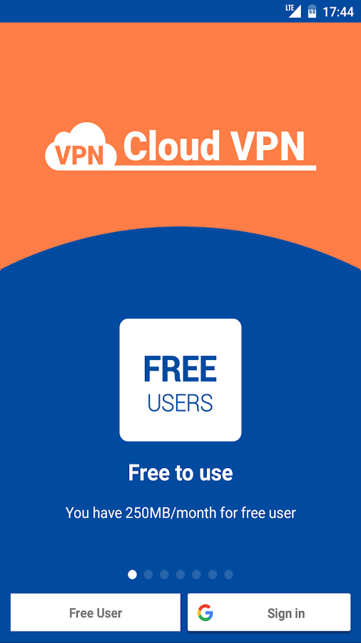 Cloud VPN - Proxy Server - Unlimited 5 0 190128 APK Download