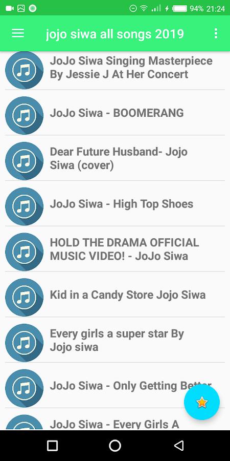 Jojo Notification Sounds