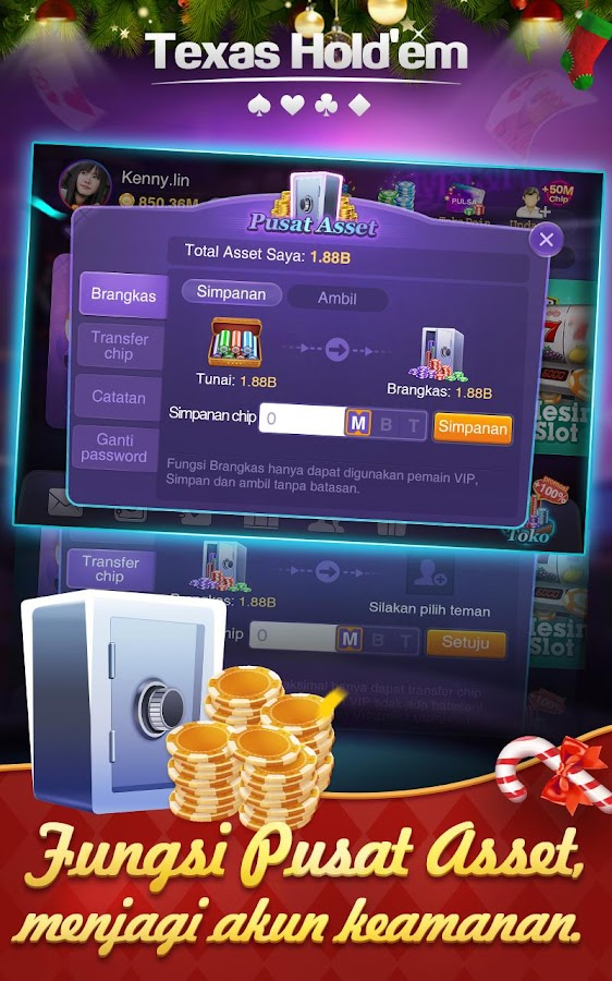 Cynking Poker Texas Holdem 1 3 12 0 Apk Download Android Card Games
