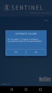 NextGen Sentinel 2.4 screenshot 2