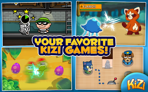 Kizi - Cool Fun Games 2.2.8 screenshot 2