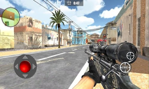 SWAT Shooter Killer 1.0.5 screenshot 1