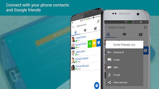 TrueConf Free 4K Video Calls  screenshot 3