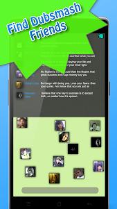 Chat for Dubsmash 1.06822 screenshot 1