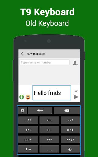 T9 Keyboard - English to T9 Typing Input 1 0 APK Download
