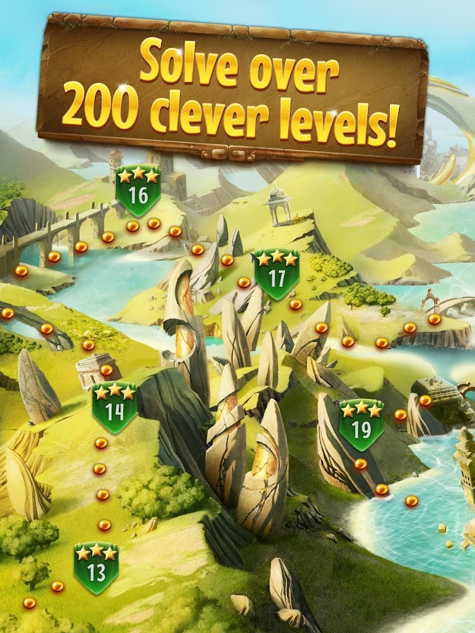 Jewel Quest 1 0 APK Download - Android Puzzle Games