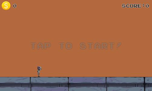 Robot Run 1.1 screenshot 2