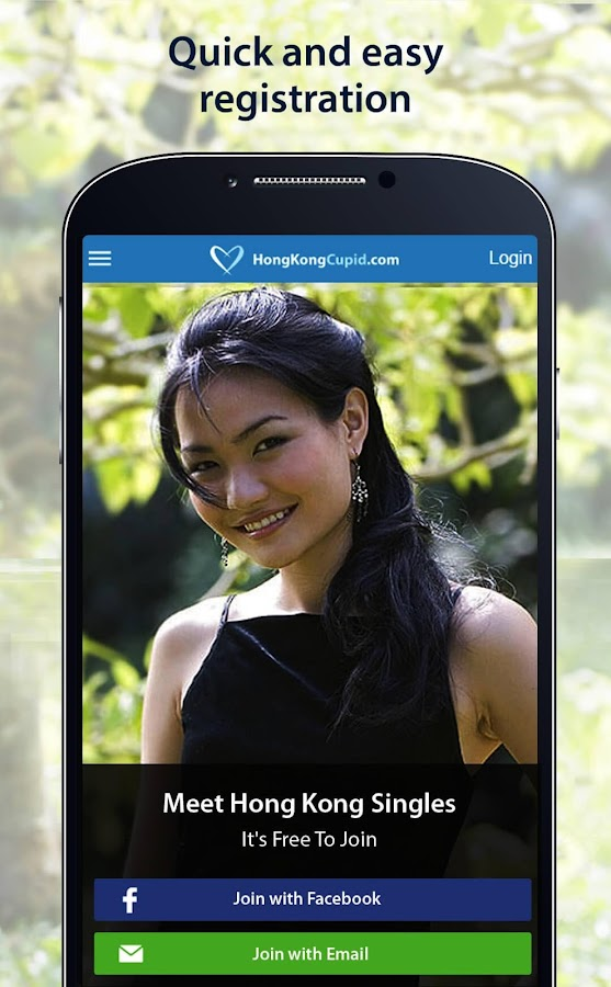 Hong kong dating app