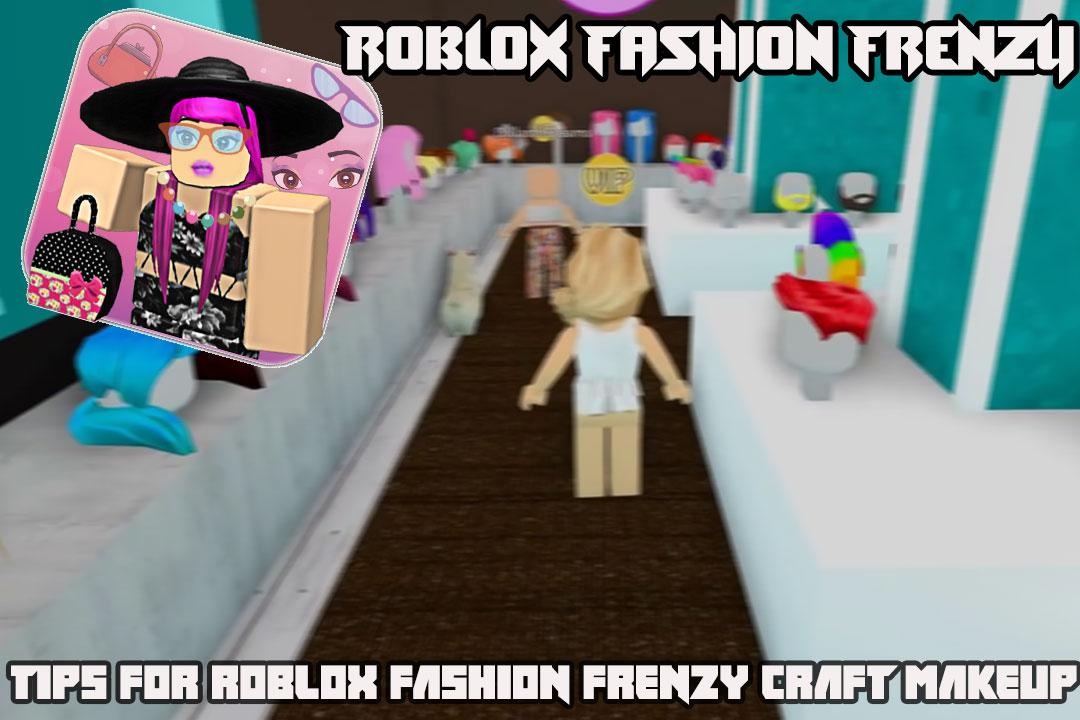 Tips For Roblox barbie Fashion Frenzy craft Makeup 1 0 APK