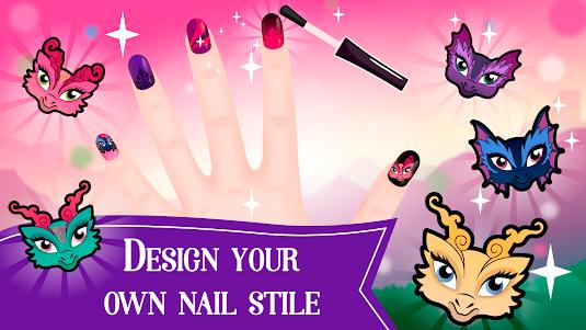 Nail salon Queen 1.6 screenshot 2