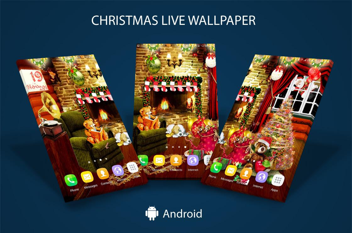 Christmas Live Wallpaper 18 Apk Download Android