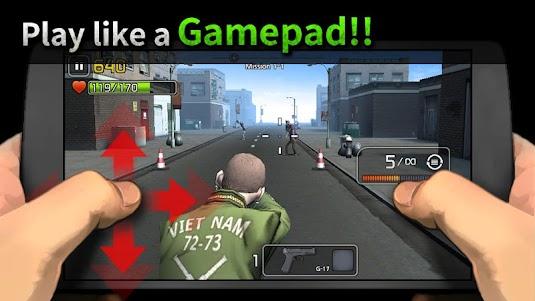 Dead Machine Gun : Zombie Run 0.10101 screenshot 2