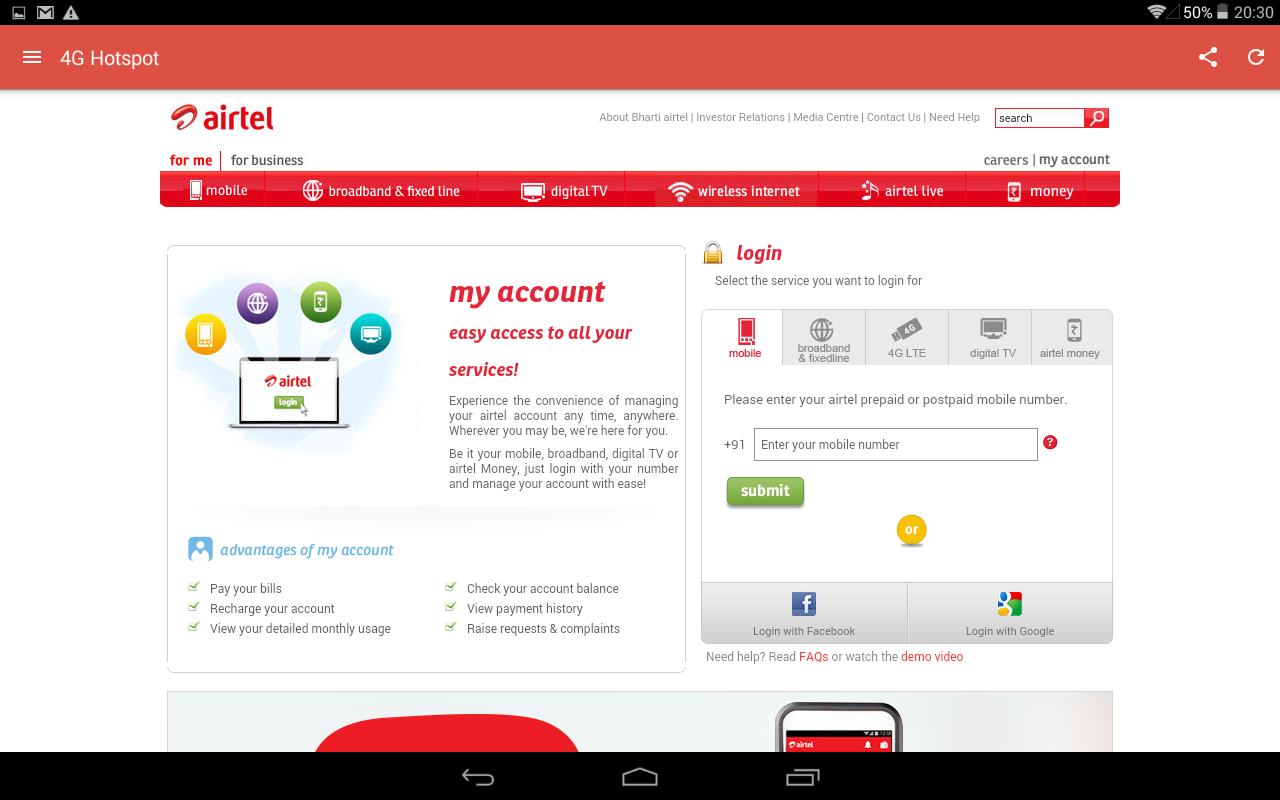 4G wifi Hotspot Airtel Huawei 1 1 APK Download - Android