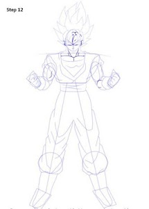 How to Draw Dragon Ball Characters 1.0 screenshot 2