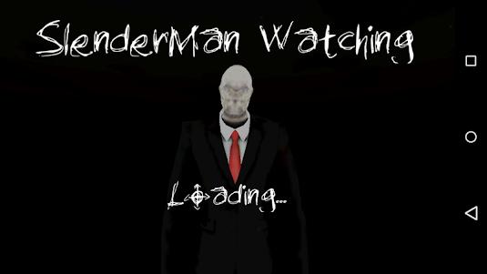 Slenderman Watching 1.0 screenshot 1