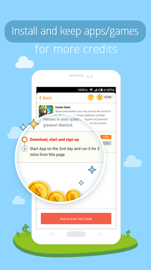 Tap Cash Rewards - Make Money APK Download - Android