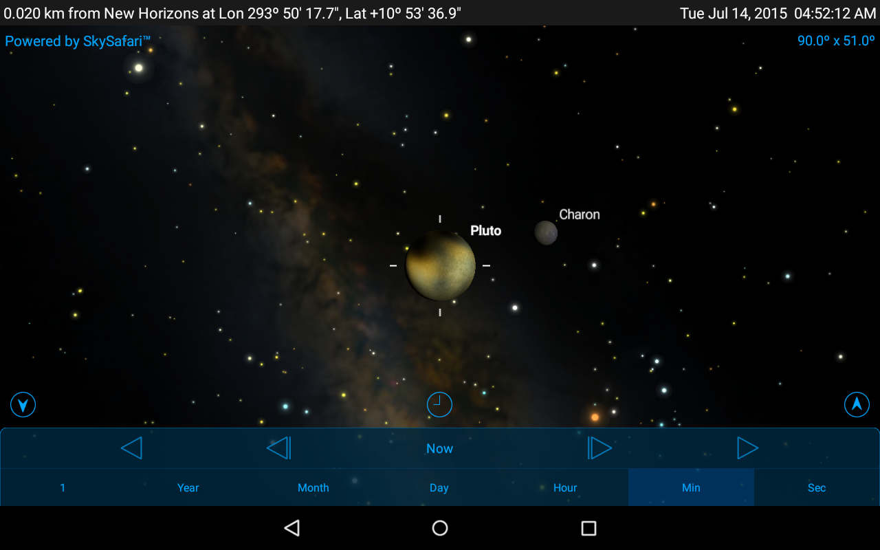 Pluto Safari New Horizons 108 Apk Download Android Education Apps Simulation Curriculum O Products Skyfi Serial Interface Screenshot 16
