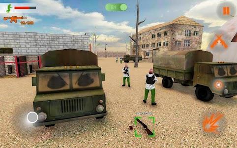 Counter Terrorist Frontline Mission: FPS Shooter 2.2.1 screenshot 4