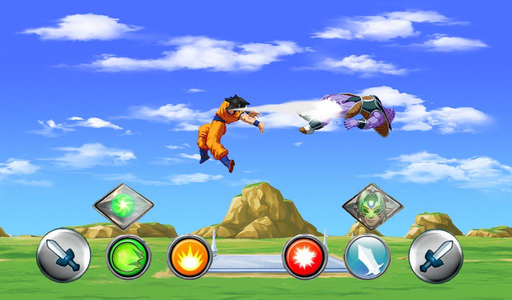 Shin budokai 2 goku saiyan z apk | Dragon Ball Z: Shin Budokai APK +