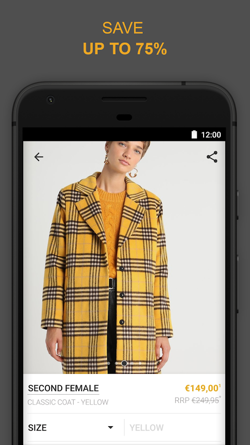 Zalando Lounge - Shopping Club 1.8.7 APK Download - Android Shopping ... c4d3f292555