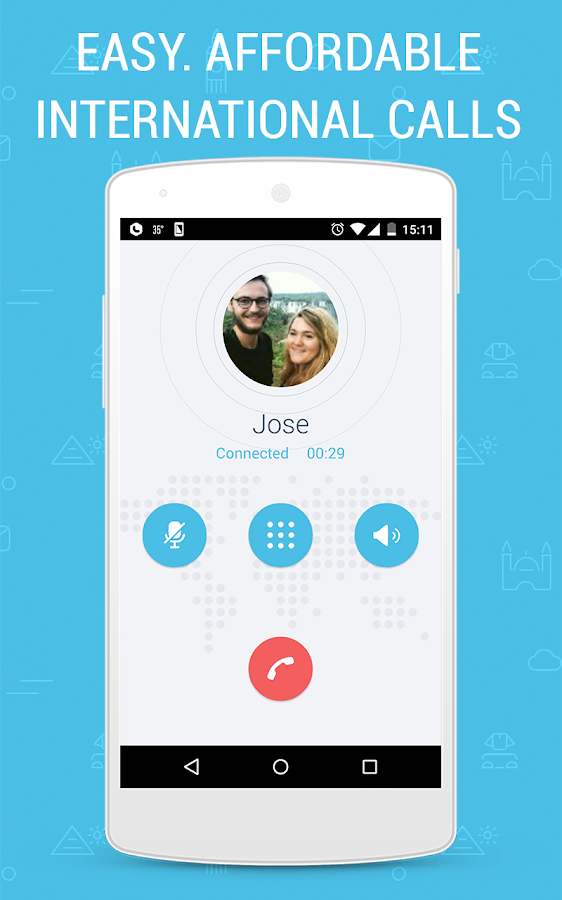 how to make free international internet phone calls
