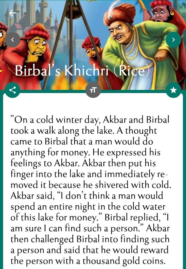 500+ Akbar Birbal Stories in English 1 APK Download