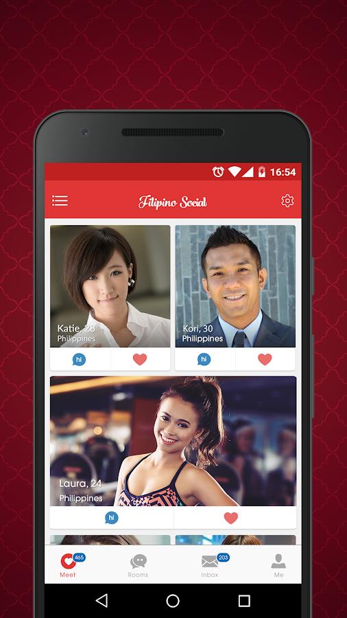 filippino incontri chat room fasi di datare il tuo migliore amico