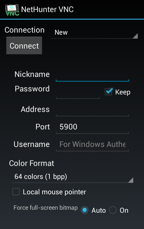android-vnc-viewer 0 5 0 APK Download - Android Tools Apps