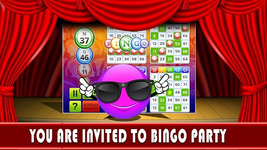 Bingo Friends Bash 1.0 screenshot 2
