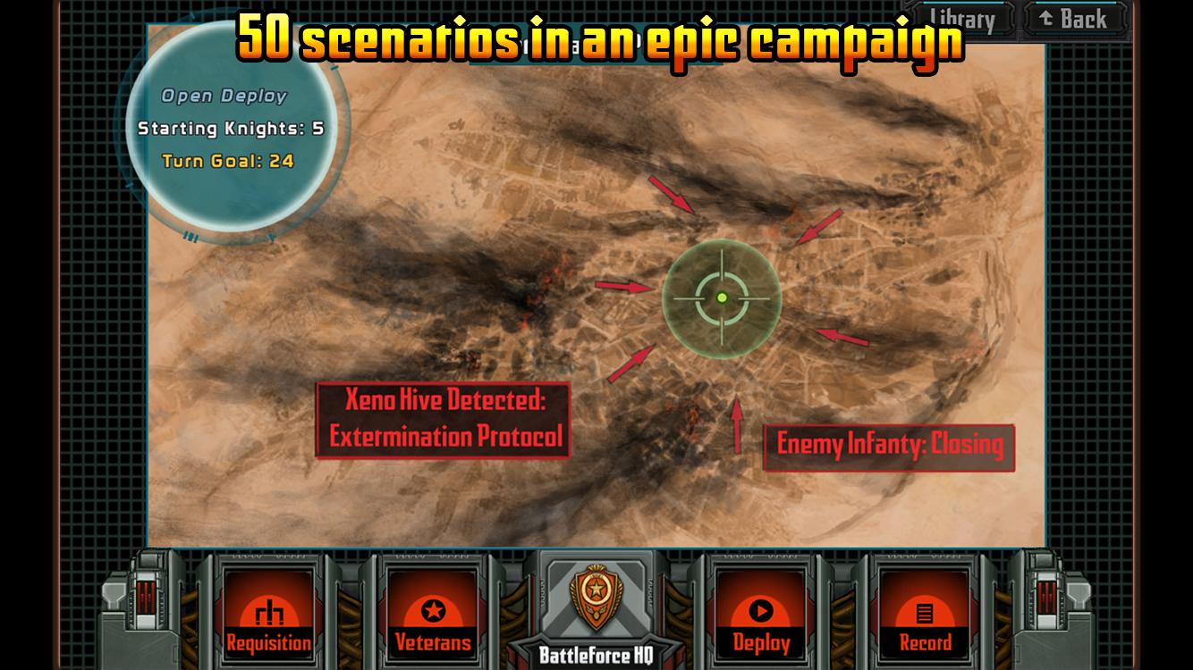 Templar Battleforce RPG 2.6.61 APK Download - Android Role Playing Games