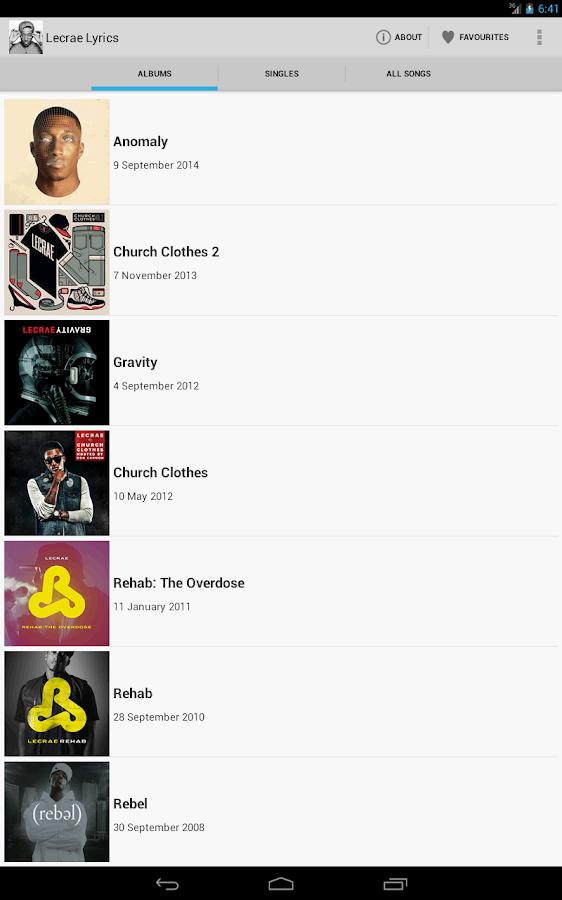 Lecrae Lyrics 2 0 APK Download - Android Music & Audio Apps