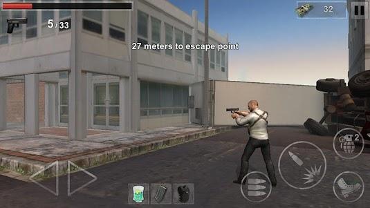 The Zombie: Gundead 1.4.5 screenshot 2