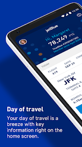 JetBlue - Book & manage trips 4.6.6 screenshot 1