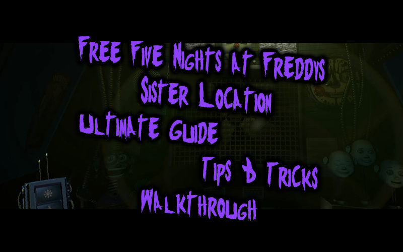 sister location apk para android