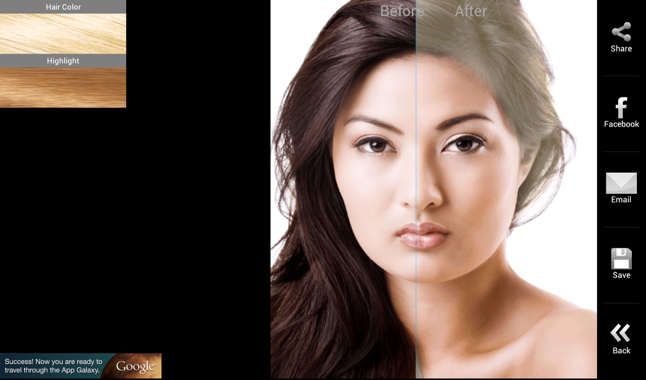 Hair Color 1161 Apk Download Android Lifestyle Apps