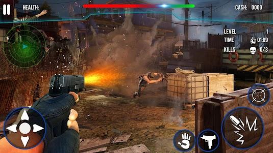 Yalghar The Revenge of SSG Commando shooter 1.0 screenshot 3