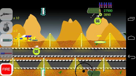 Gravity Fighter Ninja 2.0 screenshot 5
