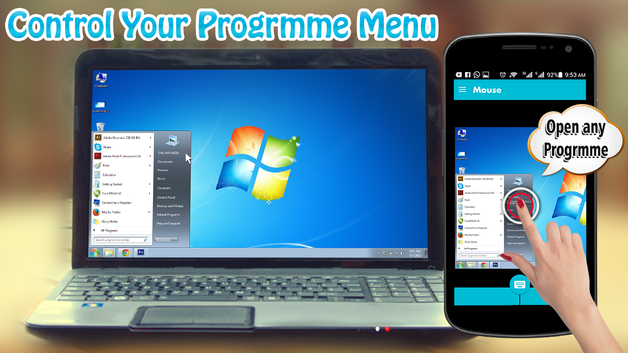 PC Remote Control 2 1-free APK Download - Android