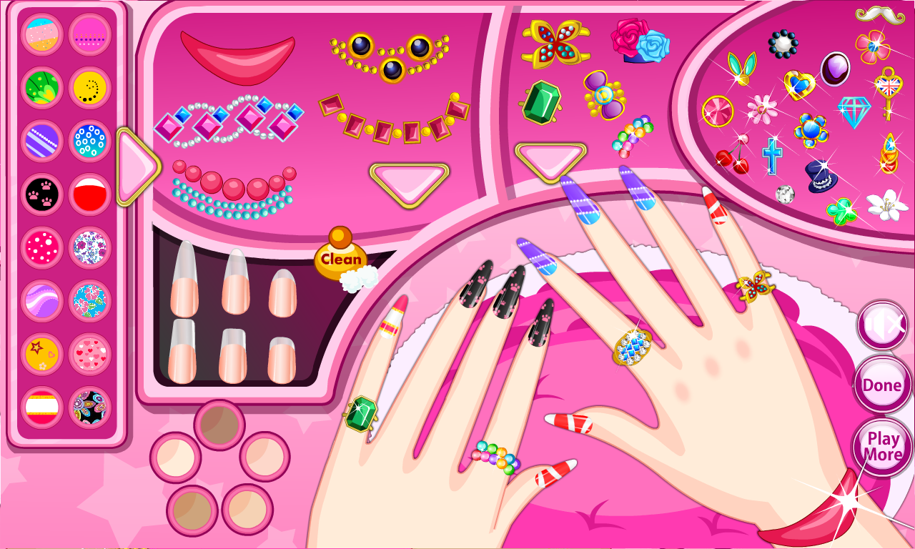 Fashion Nail Salon 3.0.4 APK Download - Android Casual Games