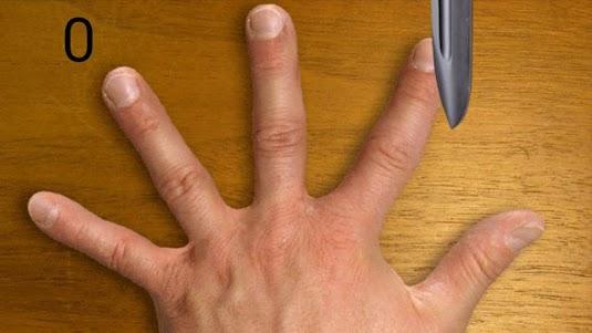 Cut finger 1.0 screenshot 1