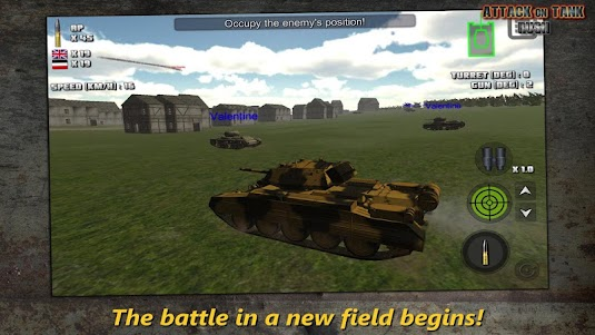 Attack on Tank : Rush - Heroes of WW2 2.2.0 screenshot 4