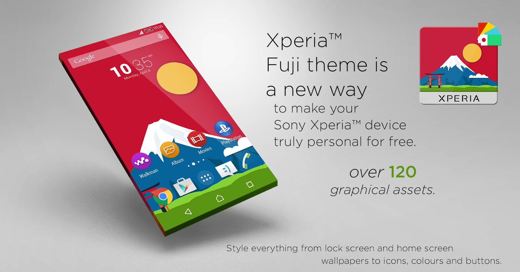 Japan XPERIA Theme 2 1 0 APK Download - Android