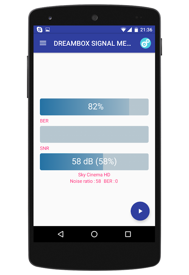 DREAMBOX SIGNAL METER 4 3 APK Download - Android Tools Apps