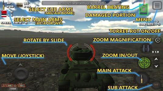Attack on Tank : Rush - Heroes of WW2 2.2.0 screenshot 5